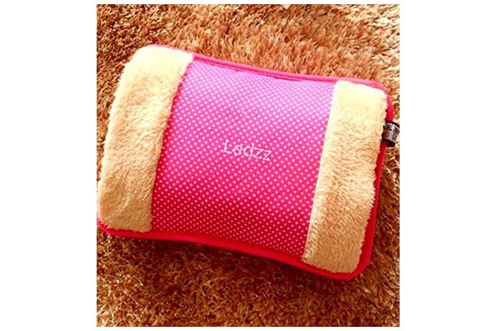 Ledzz Fur Velvet Electric Hot Water Bag