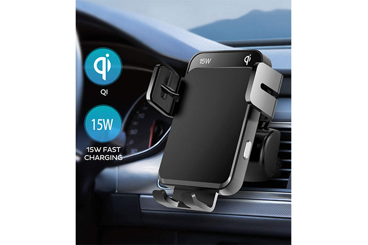 Mokpr Wireless Car Charger Mount