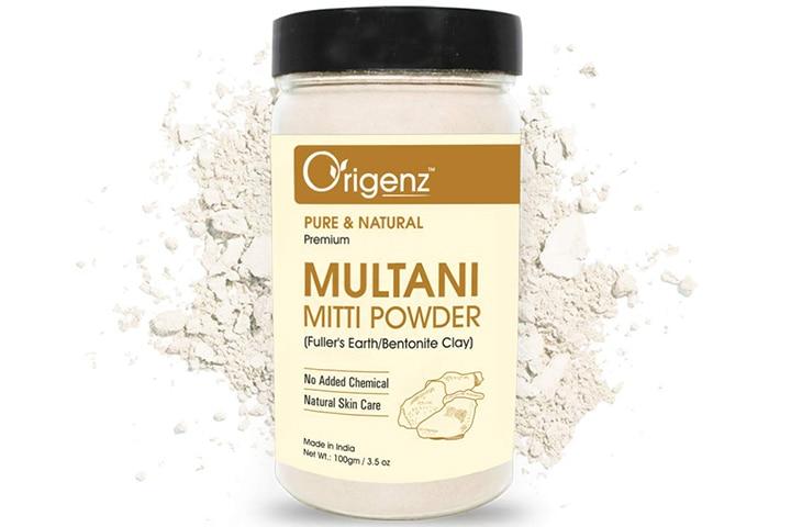 Origenz Premium Multani Mitti Powder