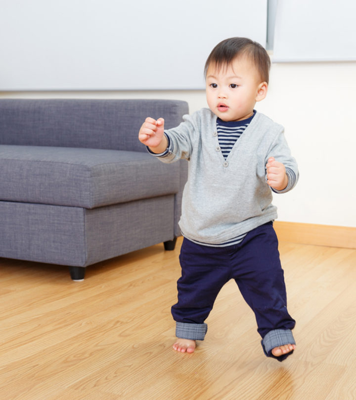 Stepping Reflex In Babies: What Is It And How Long Does It Last