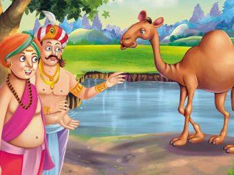 तेनाली रामा की कहानियां: अपराधी बकरी |  Tenali Raman Apradhi Bakri Story in Hindi