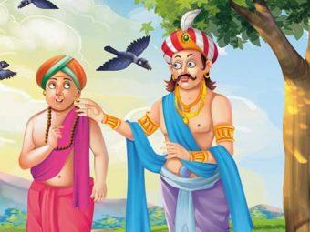 तेनालीराम बना जटाधारी सन्यासी | Tenali Raman Bana Jatadhari Sanyasi Story in hindi