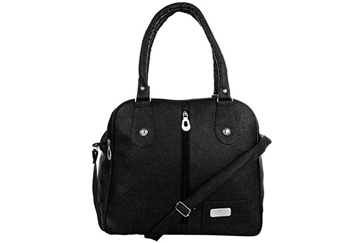 Typify Leather Detachable Sling Bag