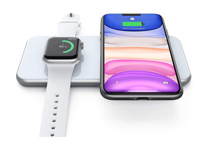 Uuto Dual Pad Wireless Charger