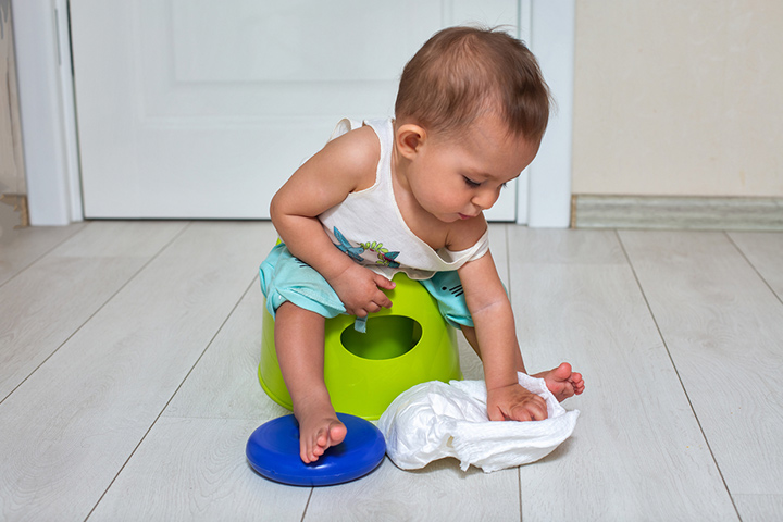 symptoms you can start teaching your child toilet habits