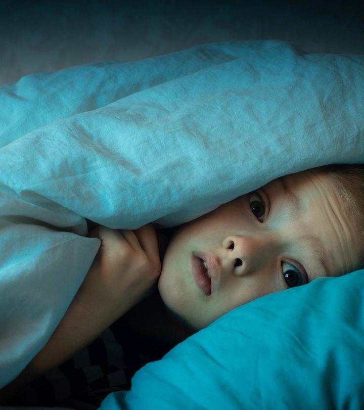 बच्चों में डरावने सपने आने के कारण, लक्षण व उपाय Bache Ko Bure Sapne Kyun Aate Hain