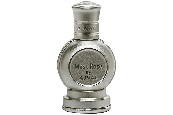 Ajmal Musk Rose Concentrated Floral Perfume