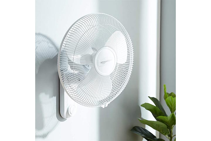 AmazonBasics High-Speed Wall Fan
