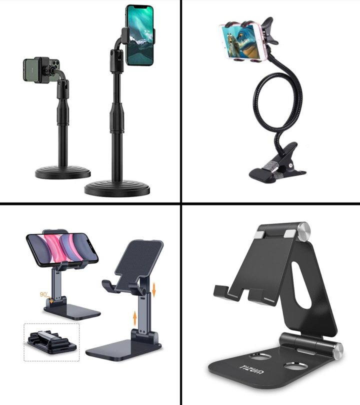10 Best Mobile Stand For Video Recording In India in 2021
