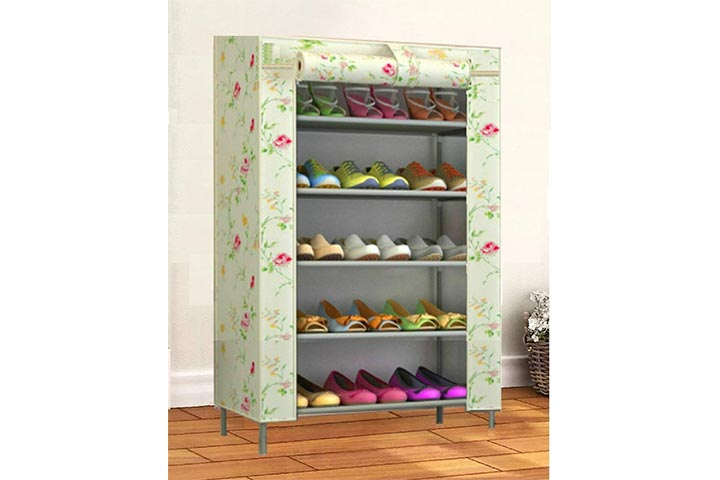Mobitussion Shoe Rack