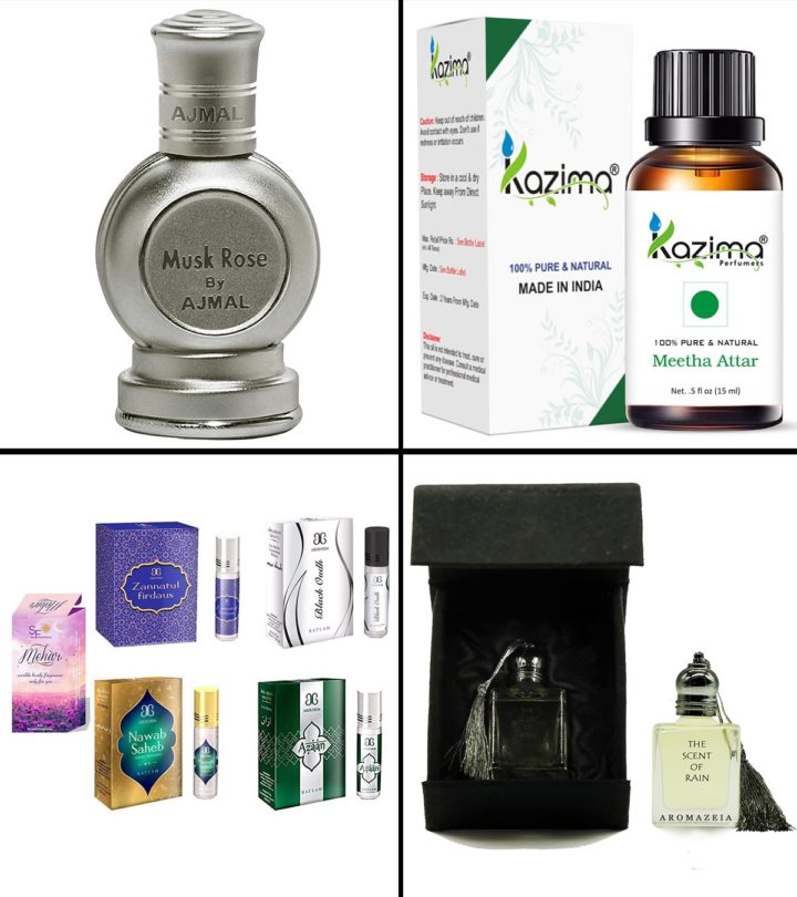 11 Best Attar Perfumes In India In 2021