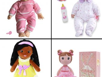 11 Best Baby Dolls For 1-Year-Old In 2021