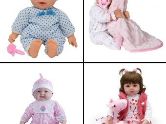 11 Best Baby Dolls For 4-Year-Olds in 2021