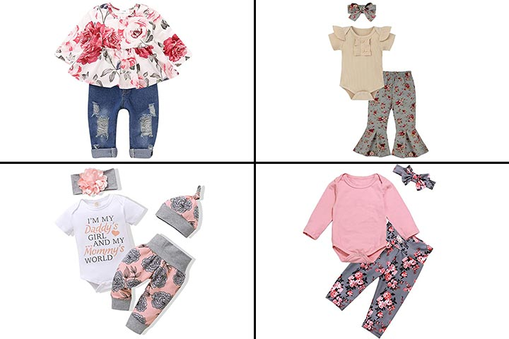 11 Best Baby Girl Clothes In 2021
