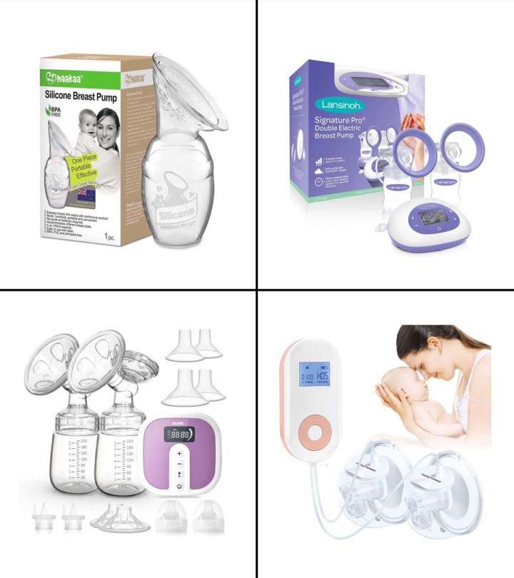 11 Best Breast Pumps For Working Moms in 2021-1