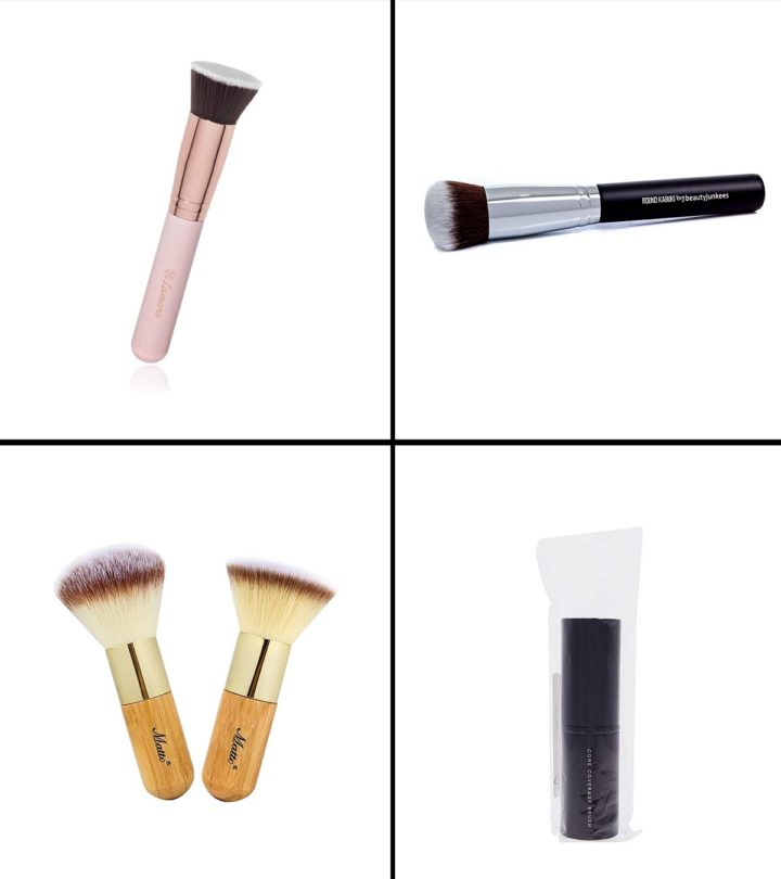 11 Best Brushes For Mineral Powder Foundation In 2021