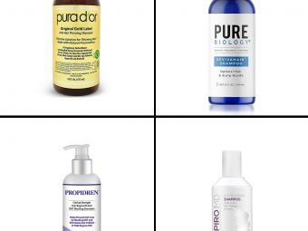 11 Best DHT Blocker Shampoos Of 2021