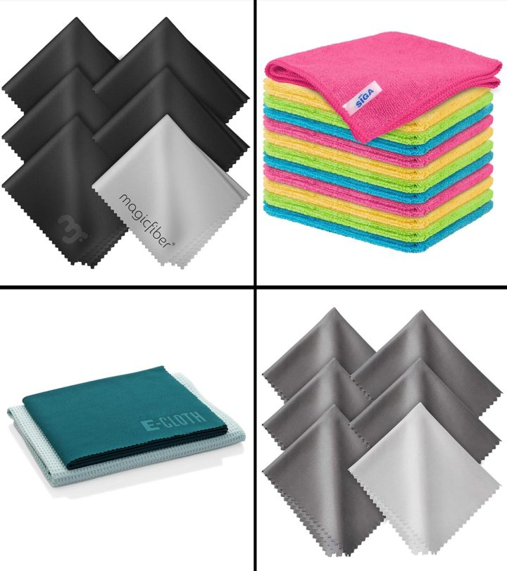 11 Best Glass Cleaning Cloths In 2021