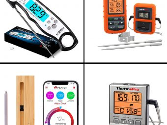11 Best Grill Thermometers To Buy In 2021