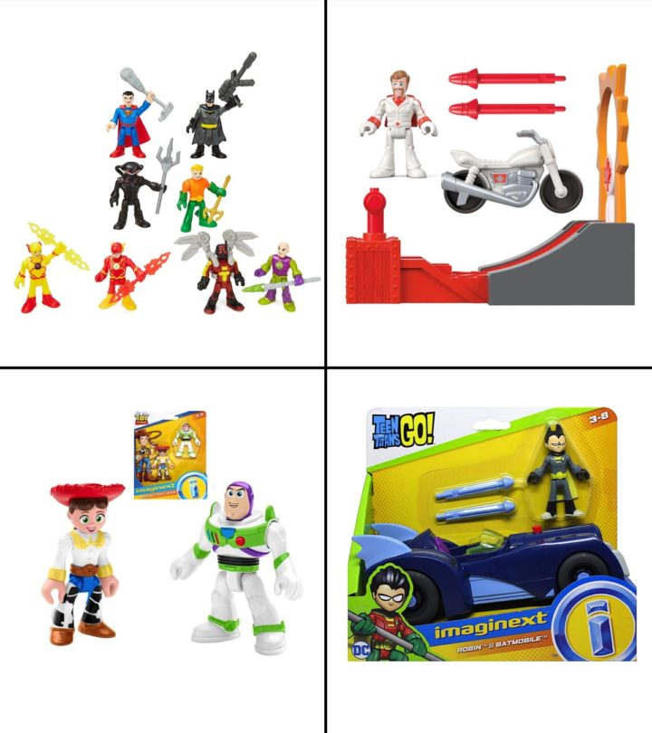 11 Best Imaginext Toys To Buy In 2021-1