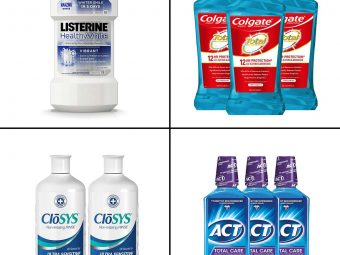 11 Best Mouthwashes For Bad Breath Of 2021
