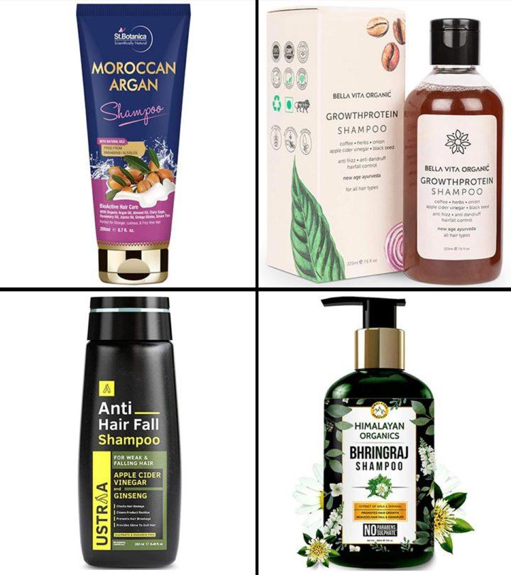 11 Best Organic Shampoos In India 2021