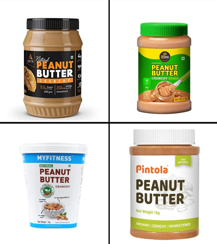 11 Best Peanut Butter For Gym In India - 2021