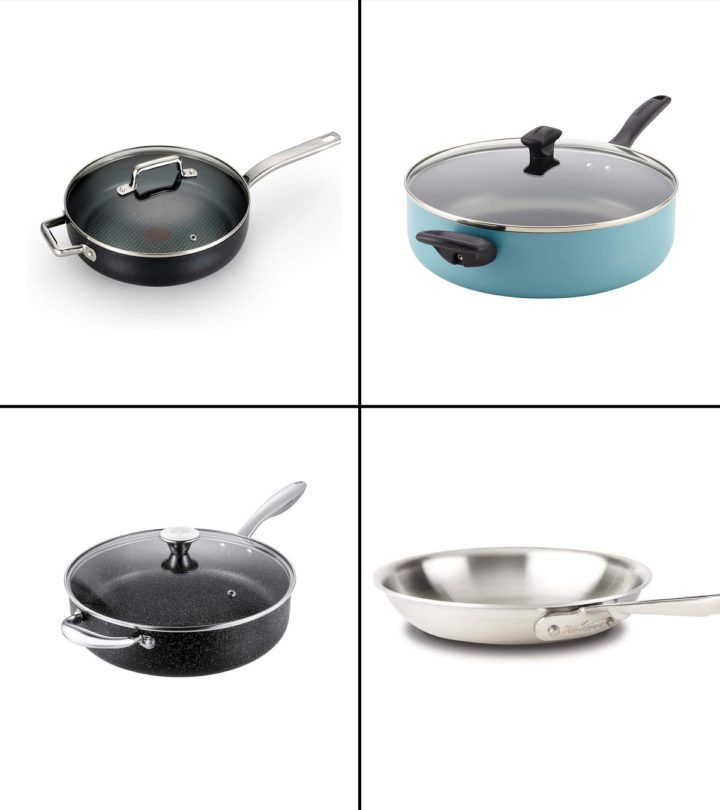 11 Best Saute Pans With Lids, In 2021