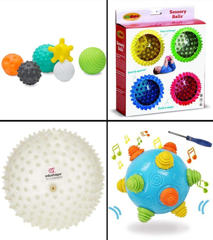 11 Best Sensory Balls For Babies In 2021
