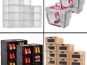 11 Best Shoe Storage Boxes In 2021 To Organize Your Shoes