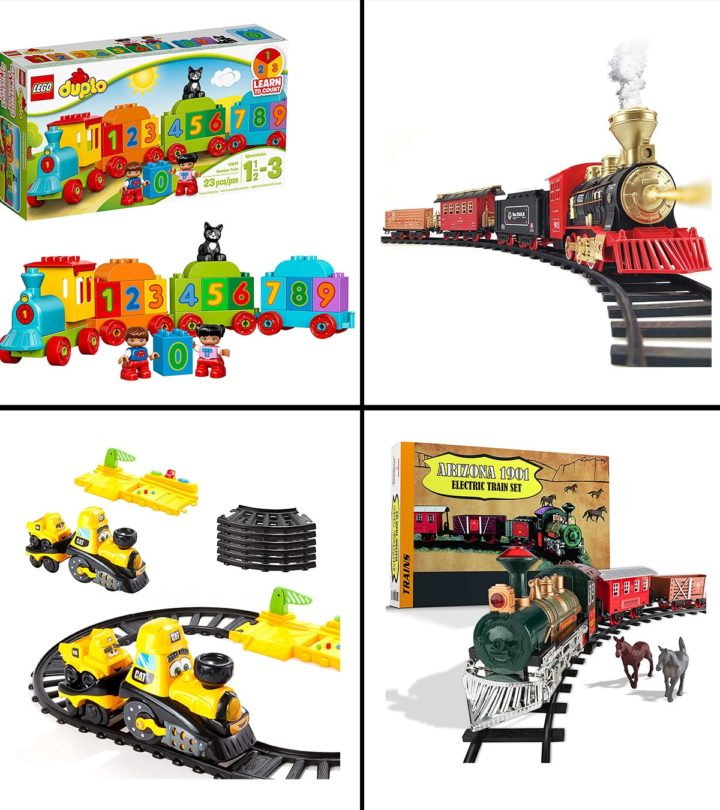 11 Best Train Sets For Toddlers In 2021
