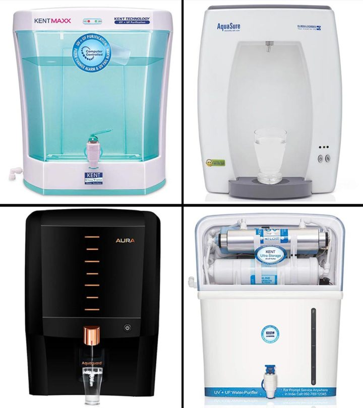 11 Best UV Water Purifiers In India 2021
