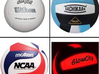 11 Best Volleyball Balls In 2021