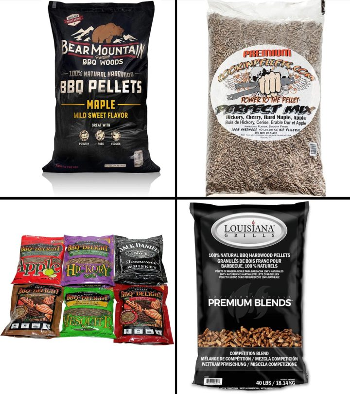 11 Best Wood Pellets For Smoking And Grilling In 2021
