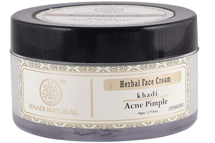 Khadi Natural Ayurvedic Acne Pimple Cream