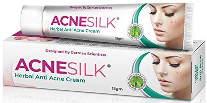 Greencure AcneSilk Herbal Anti-Acne Cream