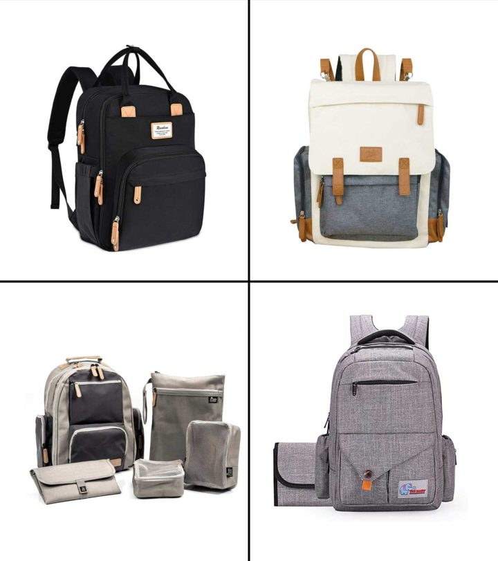 13 Best Backpack Diaper Bags For Twins In 2021-1