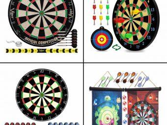 13 Best Dart Boards To Buy In 2021