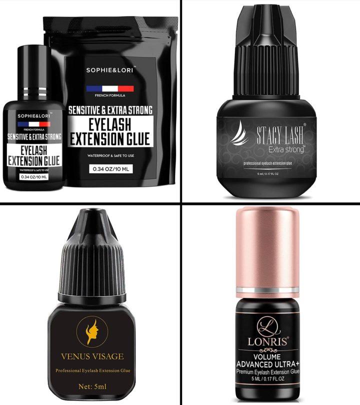 13 Best Eyelash Extension Glues Of 2021