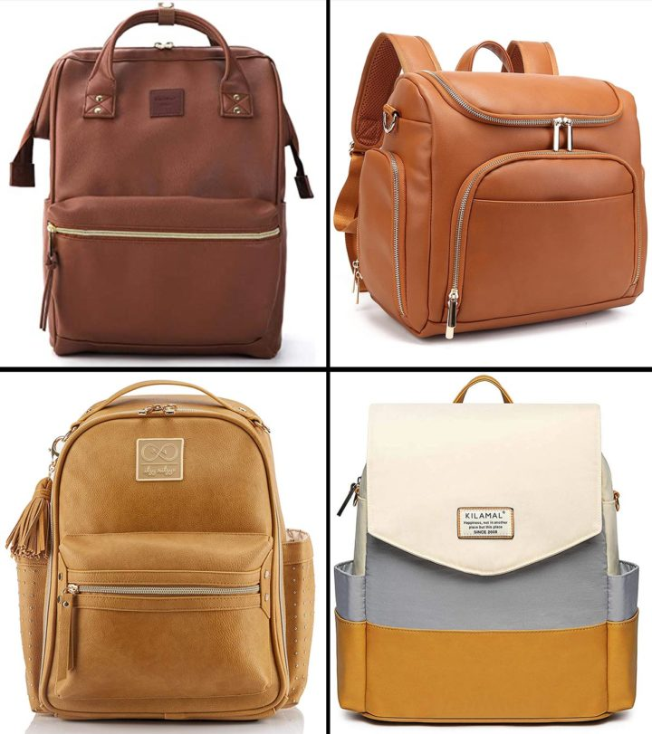 13 Best Leather Diaper Bags in 2021