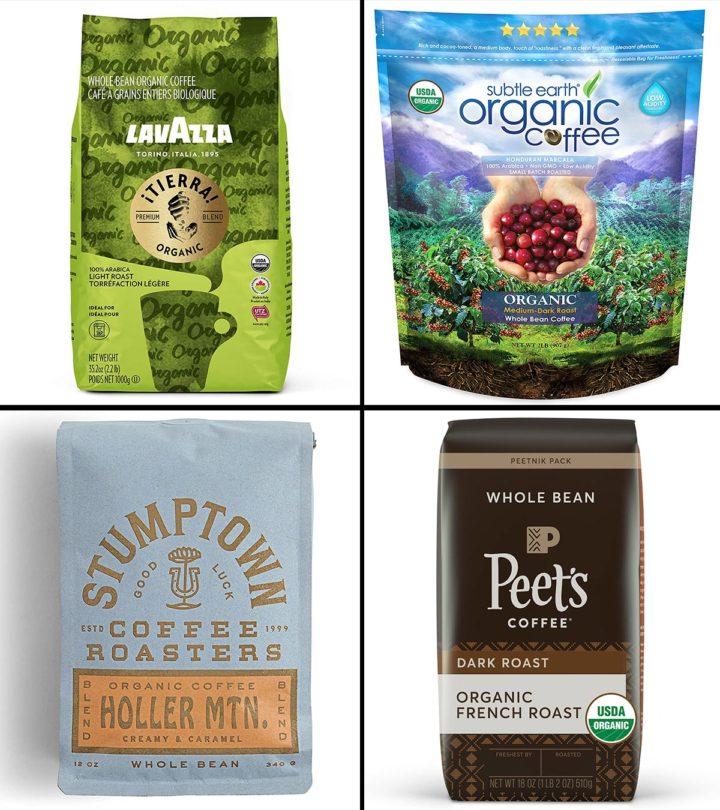13 Best Organic Coffee Beans Of 2021