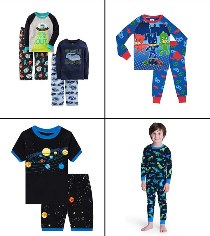 13 Best Pajamas For Boys In 2021-1
