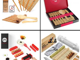 13 Best Sushi Making Kits In 2021