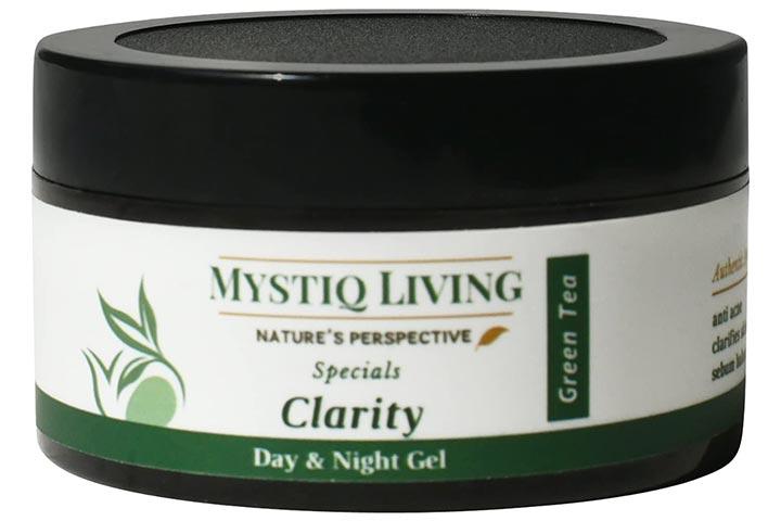Mystiq Living Specials Clarity Gel Cream