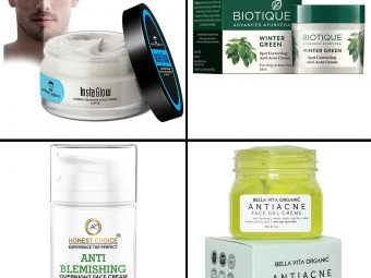 15 Best Anti-Acne and Pimple Creams in India in 2021