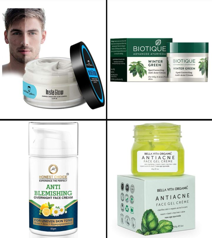 15 Best Anti-Acne and Pimples Creams in India to Buy in 2021