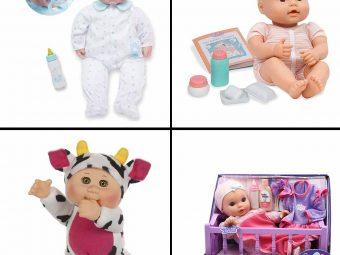 15 Best Baby Dolls For Two-Year-Olds in 2021