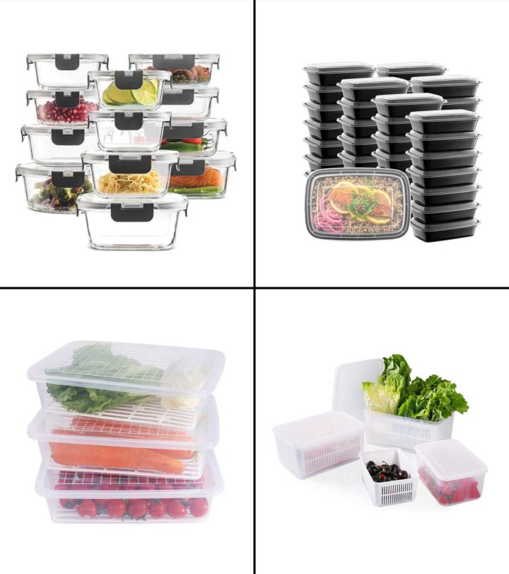 15 Best Freezer Containers For Food In 2021-1