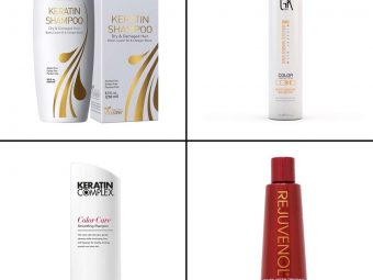 15 Best Keratin Shampoos For Healthy Hair In 2021