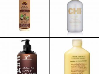 15 Best Leave-In Conditioners For Natural Hair In 2021